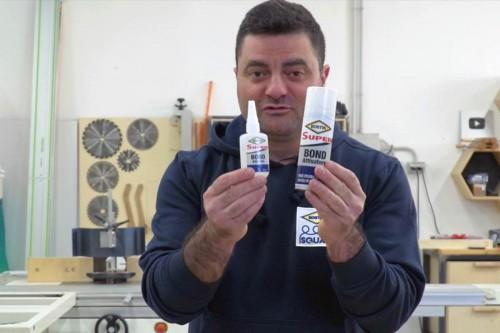Come utilizzare il cianoacrilato per legno Bostik Super Bond