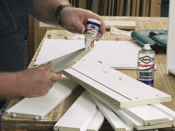 costruzione cassetti